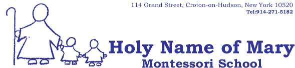 Holy Name Of Mary Montessori School