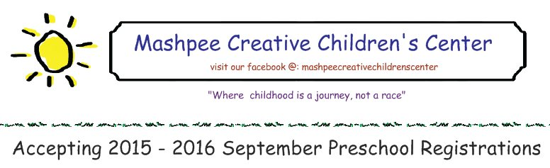Mashpee Creative Children's Center