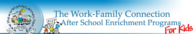 The Work-Family Connection at Robert Gordon Elementary Schoo