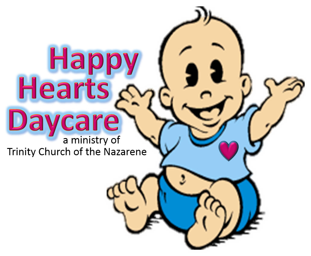 TRINITY CHURCH OF THE NAZARENE/Happy Hearts Daycare