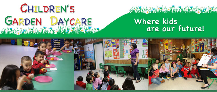 CHILDRENS GARDEN DAY CARE INC.
