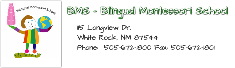 Bilingual Montessori School - Infants