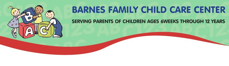 Barnes Family Child Care Center