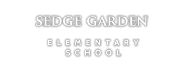 SEDGE GARDEN ELEMENTARY PRE-K PROGRAM