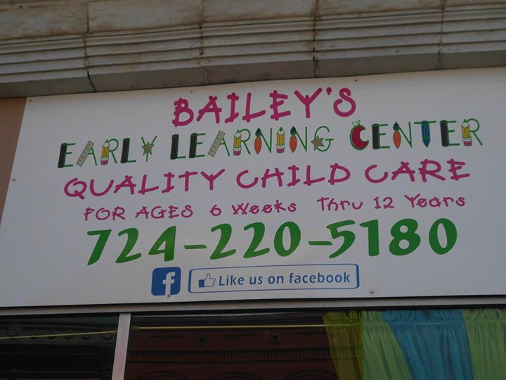 BAILEYS EARLY LEARNING CENTER
