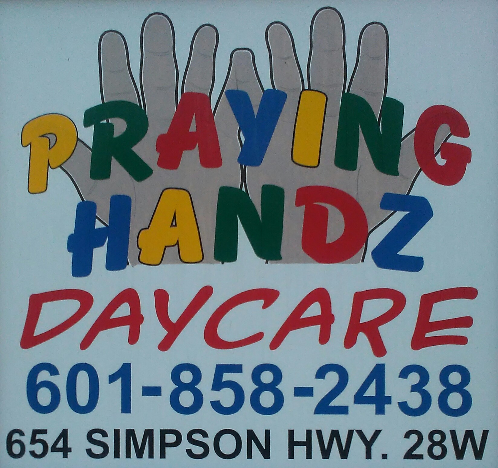 PRAYING HANDZ INC