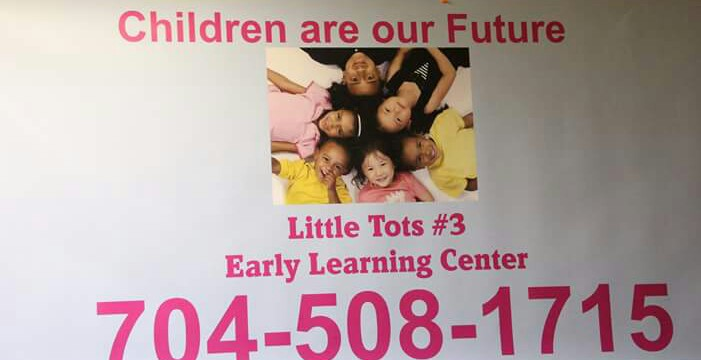 LITTLE TOTS #3 EARLY LEARNING CENTER
