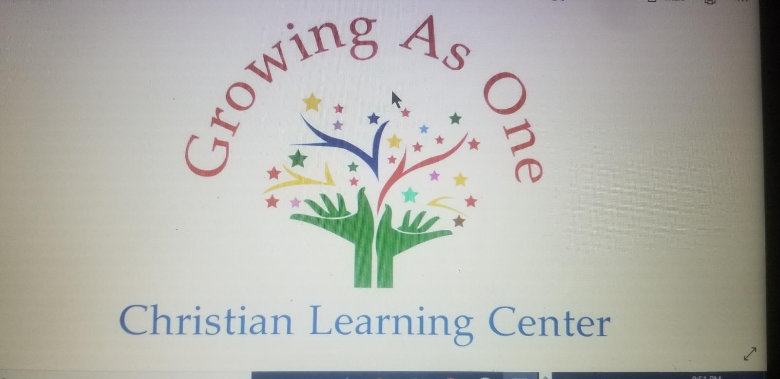 Growing As One Christian Learning Center