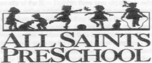 All Saints Episcopal Preschool