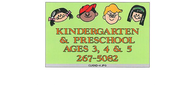 Christ Lutheran Kindergarten and PreSchool