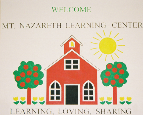 MT. NAZARETH LEARNING CENTER