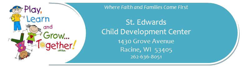ST EDWARD'S CHILD DEVELOPMENT CNTR