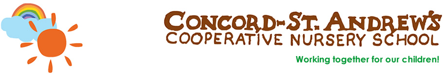 Concord Saint Andrews Cooperative Nursery School