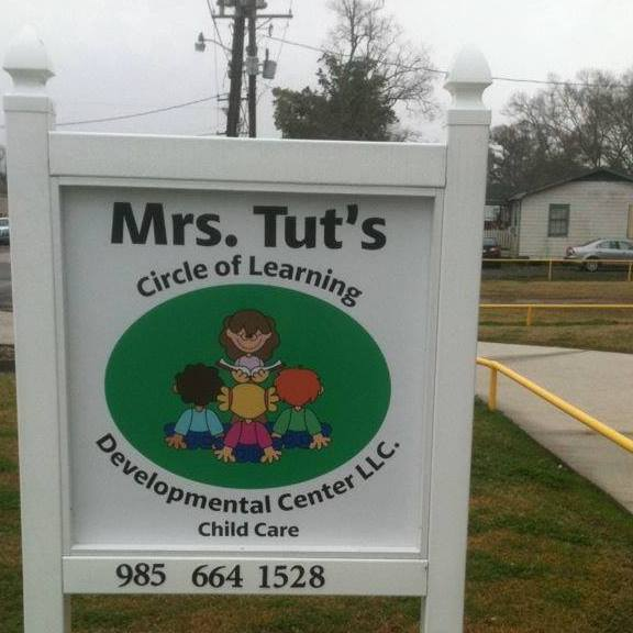 Mrs.Tut's Circle of Learning Developmental Center, LLC