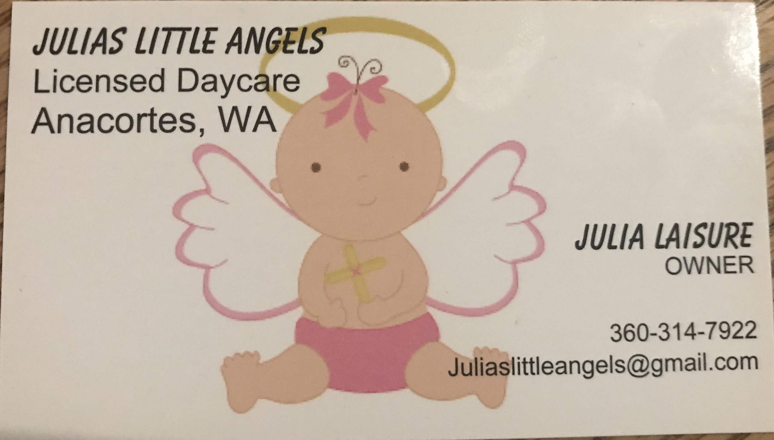 Julias Little Angels