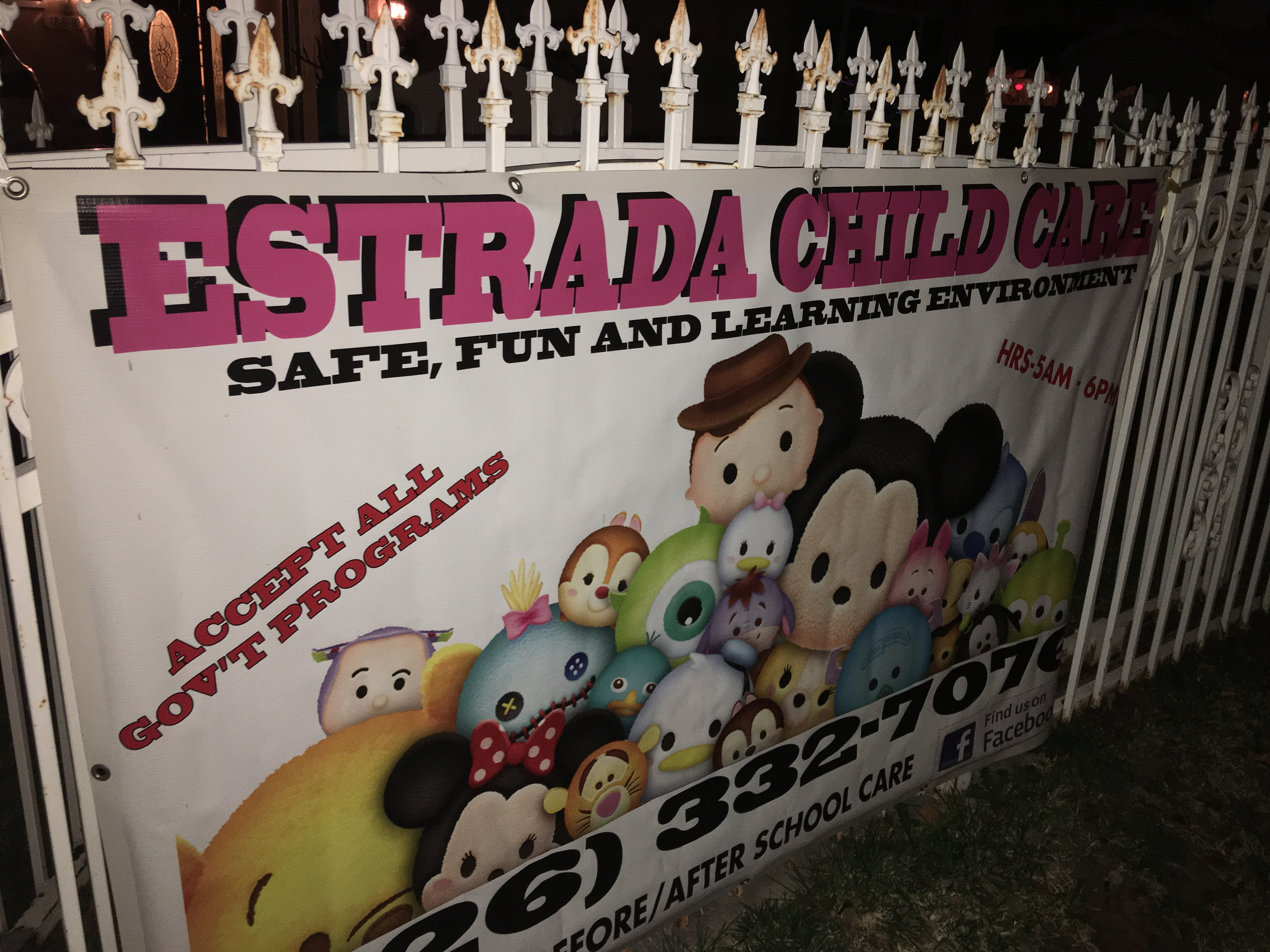 ESTRADA FAMILY CHILD CARE