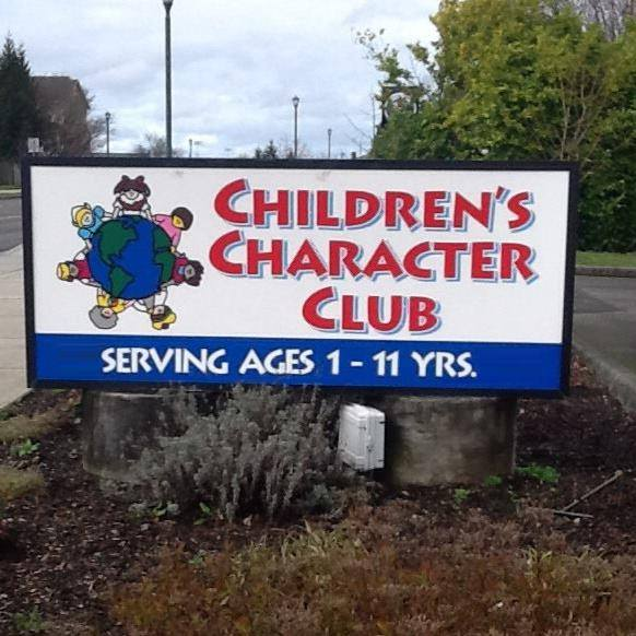 CHILDRENS CHARACTER CLUB