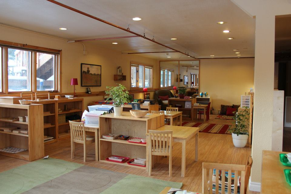 Classroom Design Montessori ~ Birchwood montessori school anchorage ak