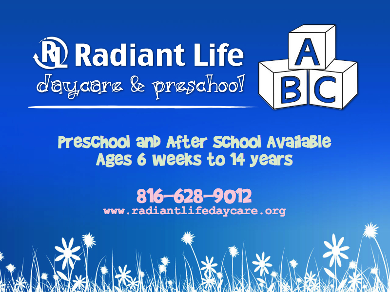 RADIANT LIFE DAY CARE