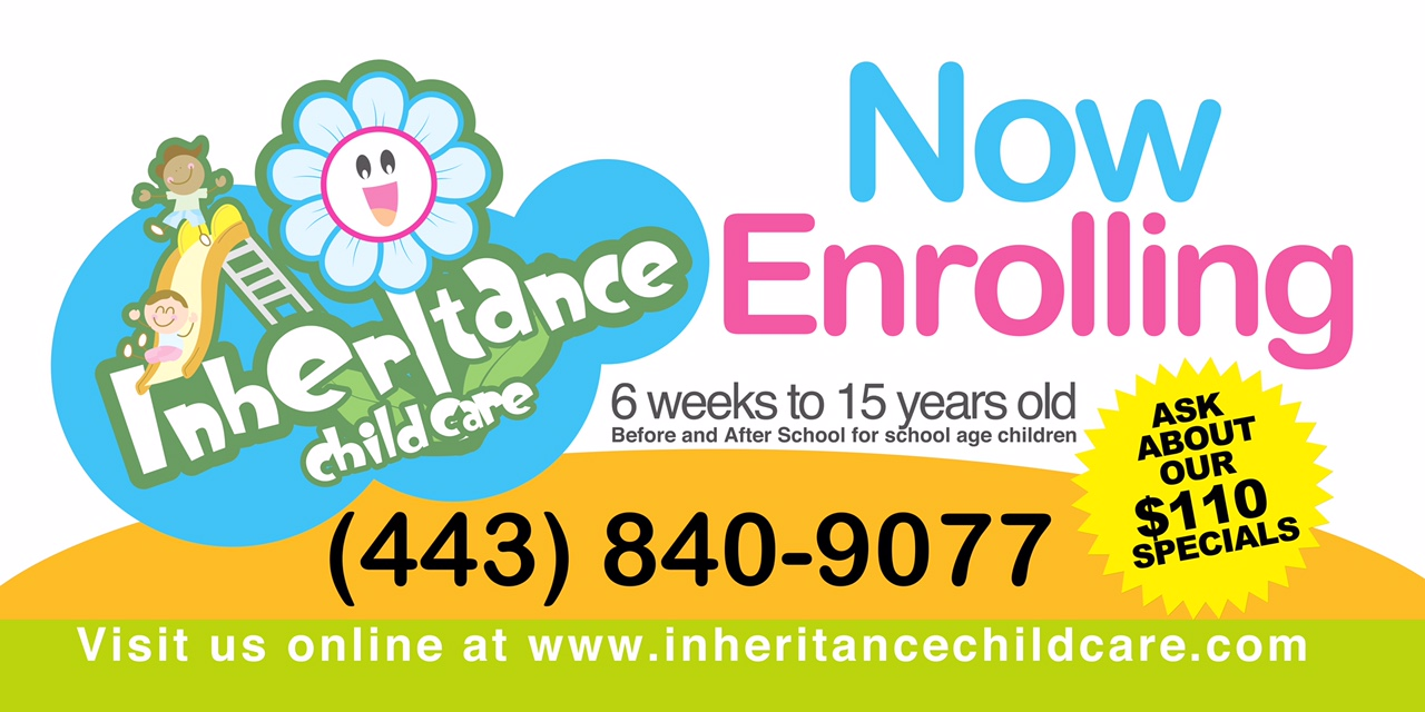 Inheritance Child Care Center LLC