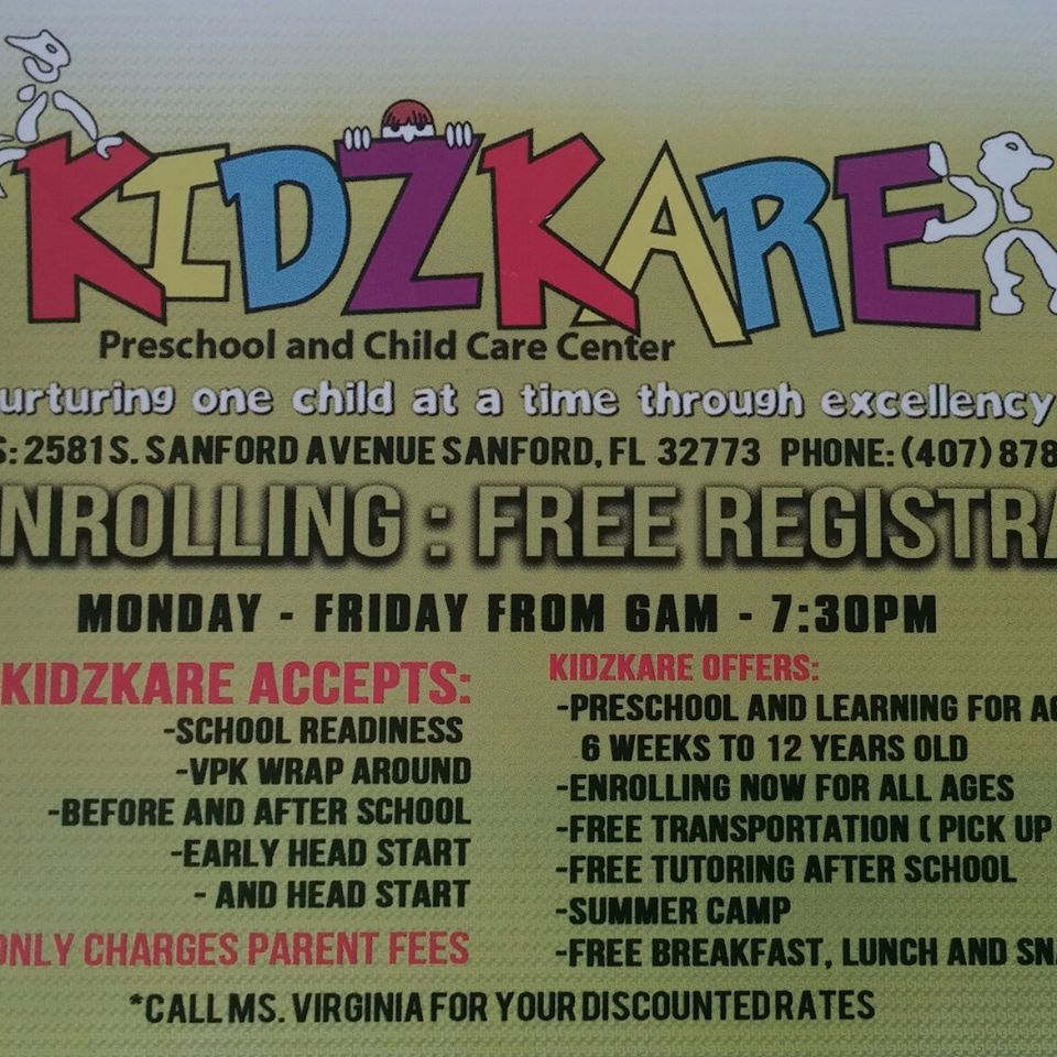 KIDZKARE Preschool & Child Care Center