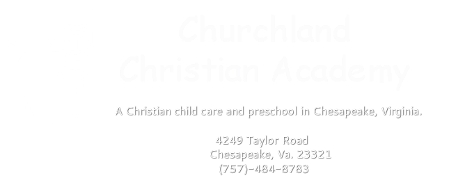 Churchland Christian Academy