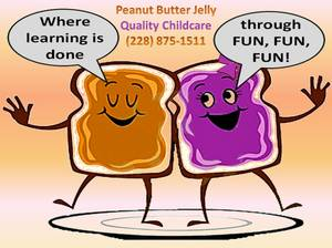 Peanut Butter Jelly Quality Child Care