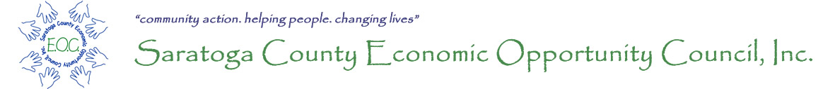 Saratoga County Economic Opportunity Council, Inc