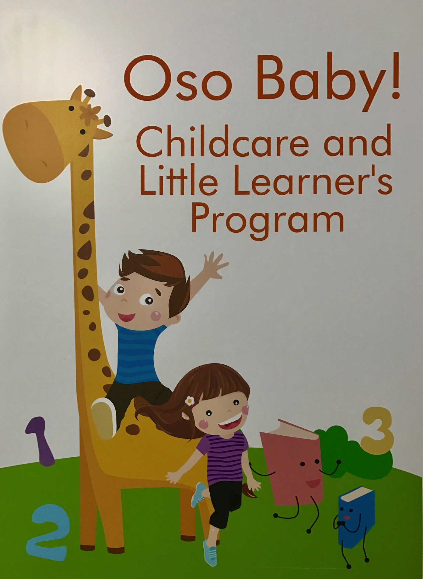 Oso Baby! Childcare and Little Learner's Program