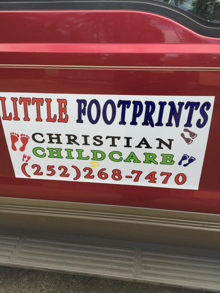 LITTLE FOOTPRINTS CHRISTIAN CHILDCARE
