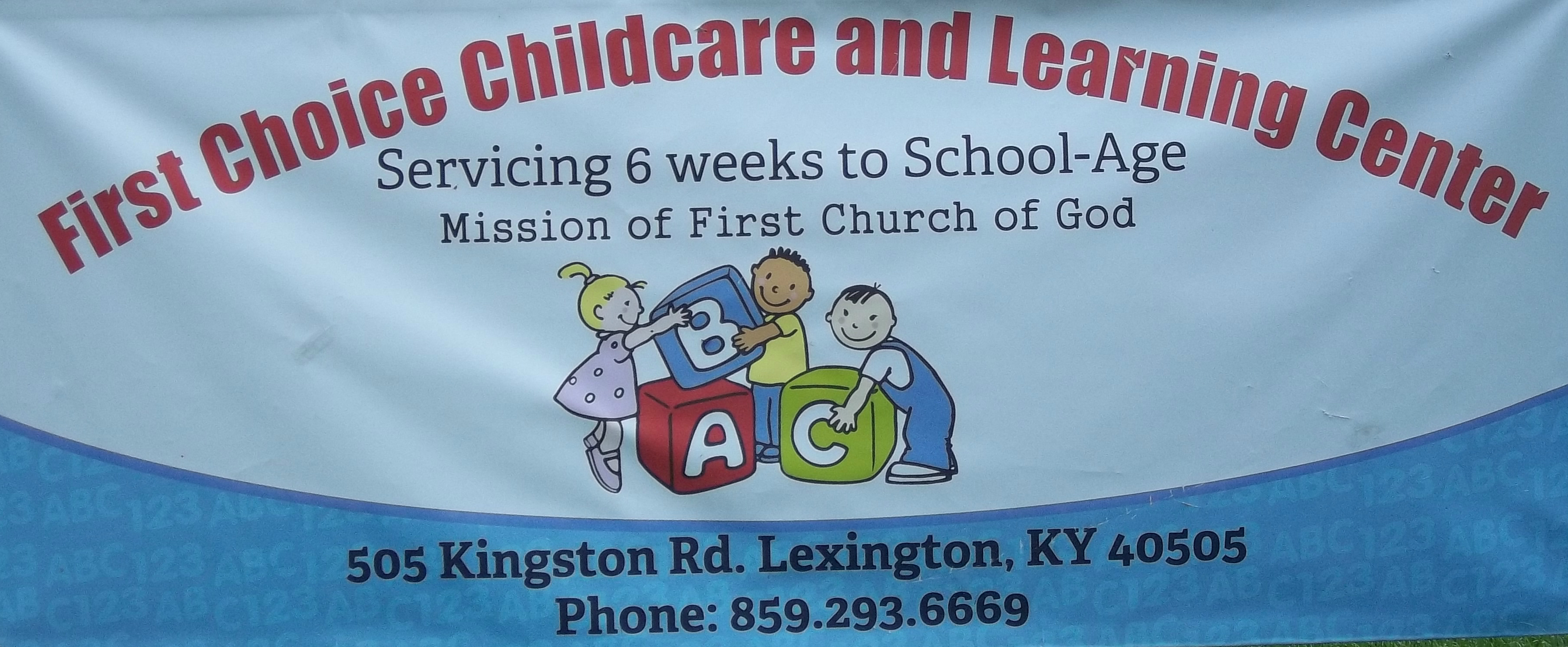First Choice Child Care Center