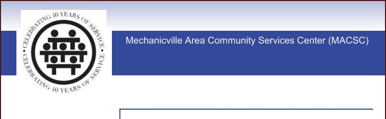 Mechanicville Area Comm. Services Center Inc.