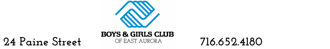 Boys and Girls Club of East Aurora, Inc.