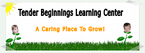 TENDER BEGINNINGS LEARNING CENTER, LTD.