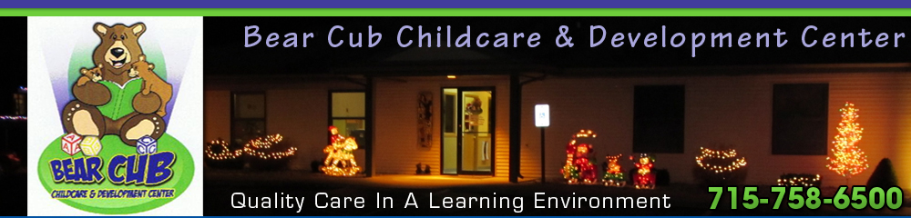 BEAR CUB CHILD CARE/DEVELOPMENT CTR