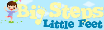 BIG STEPS LITTLE FEET LLC