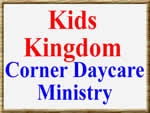 Kids' Kingdom Corner
