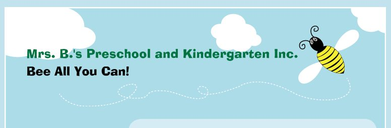 Mrs. B's Preschool & Kindergarten