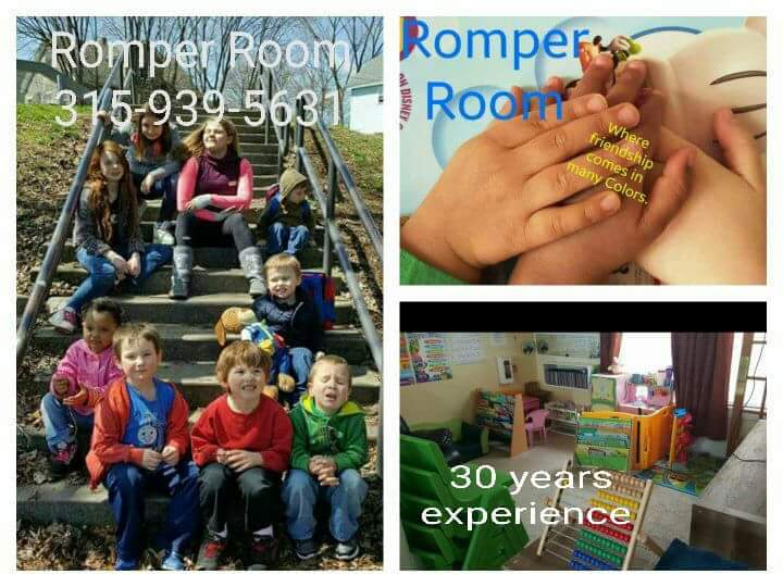 Romper Room-Kimberly Hanson