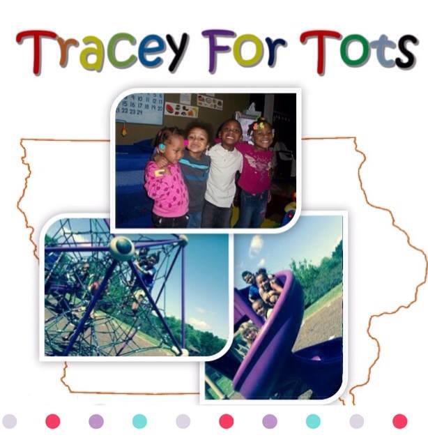 Tracey For Tots