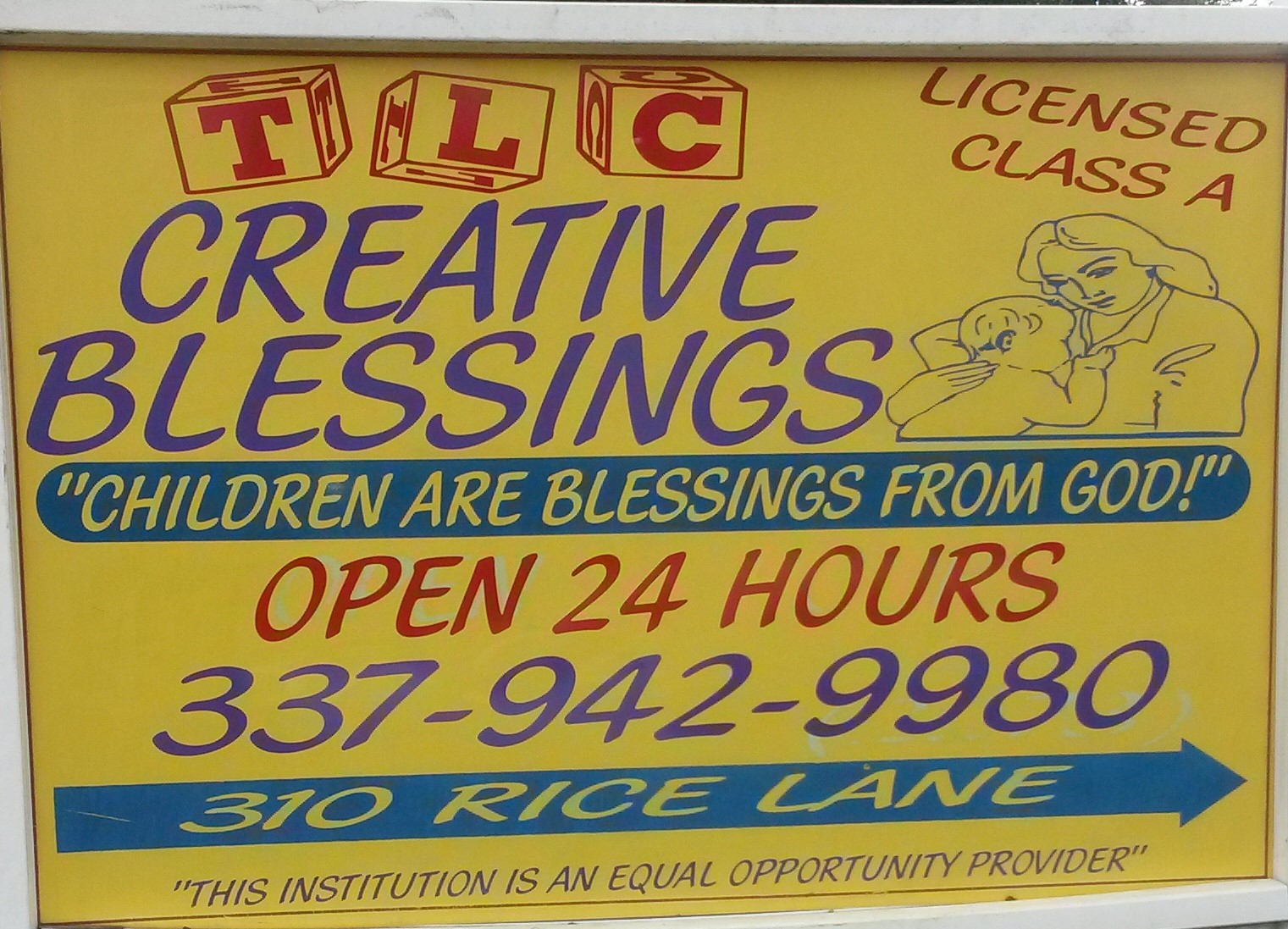 TLC Creative Blessings