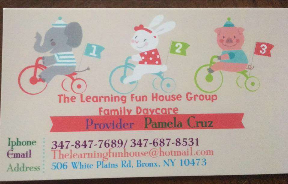 The Learning Fun House Group Family Daycare