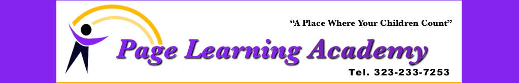 PAGE LEARNING ACADEMY II
