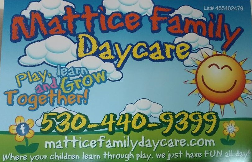 MATTICE, STEPHANIE FAMILY CHILD CARE HOME