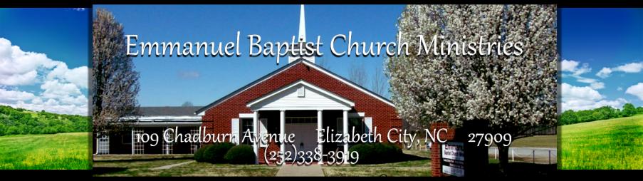 EMMANUEL BAPTIST CHURCH DAY CARE CENTER