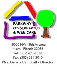 Parkway Baptist Church Wee Care