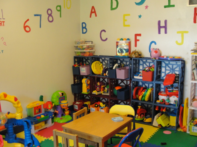 Wee sprouts daycare mount morris il day care home - Daycare room setup ideas ...