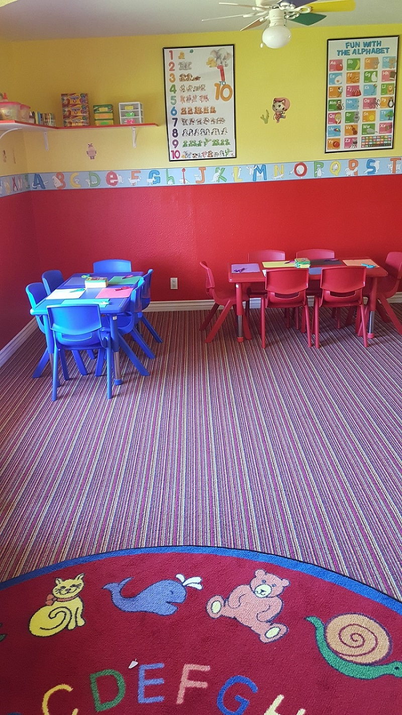 daycare room