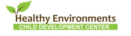 Healthy Environments Child Development Center, LLC