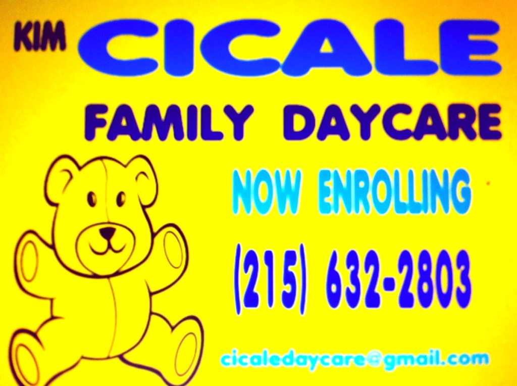 Kim Cicale Family Daycare
